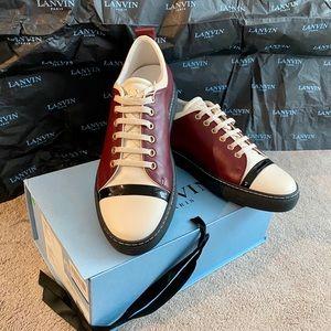 Lanvin sneakers size EUR 41